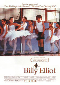 Cartel de la película Billy Elliot
