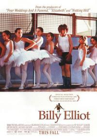 Cartel de la película Billy Elliot