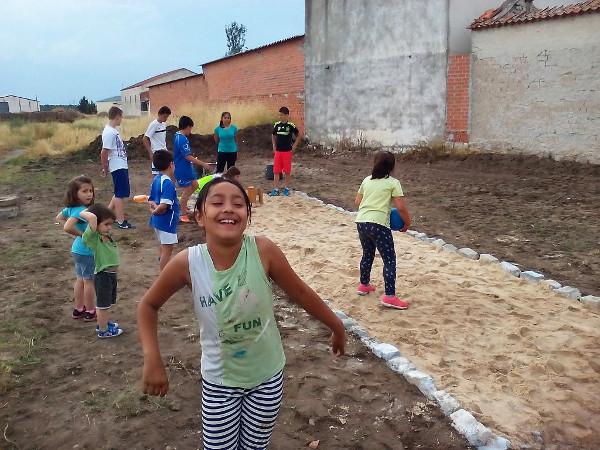 """Imagen del proyecto """"Haciendo hacenderas"""" en Segovia"""