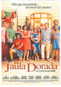 Cartel de la película La Jaula Dorada