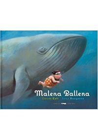 Portada del cuento Malena Ballena