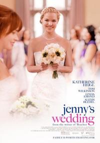 Cartel de la película La boda de Jenny