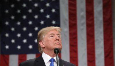 imagen del presidente Trump
