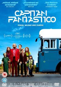 Cartel de la película Capitán Fantástico