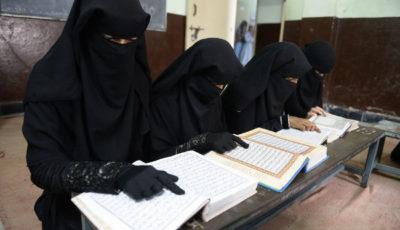 niñas indias musulmanasa