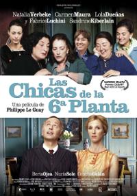 Cartel de la película Las chicas de la sexta planta