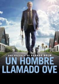Cartel de la película Un hombre llamado OVE