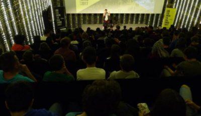Imagen de una sesión en un cine
