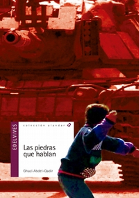 portada del libro Las piedras que hablan