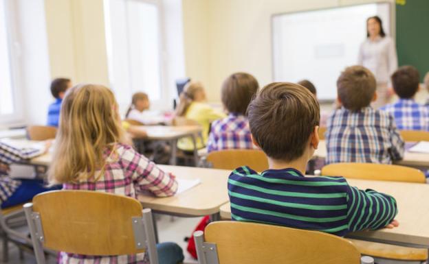 Imagen de una clase
