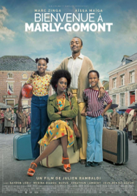 Cartel de la película Buenvenue à Marly-Gomont