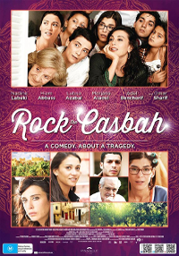 Cartel de la película Rock the Casbah