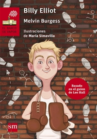 Portada del libro Billy Elliot