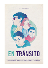 Cartel del documental En tránsito