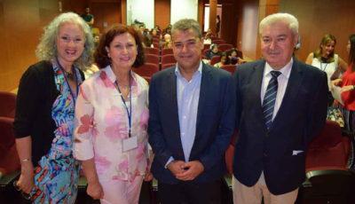 Una imagen del congreso de Interculturalidad