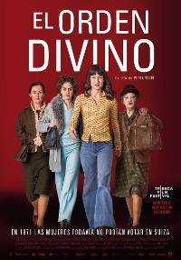 Cartel de la película El orden divino