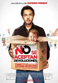 Cartel de la película No se aceptan devoluciones