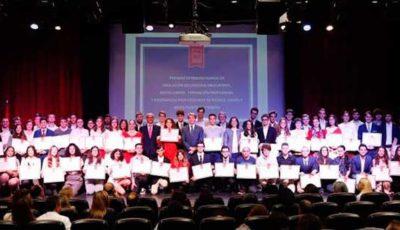 premios a la excelencia educativa en Madrid