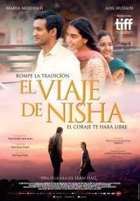 Cartel de la película El viaje de Nisha