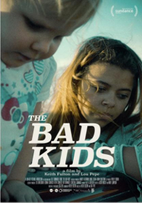 Cartel del documental The Bad Kids
