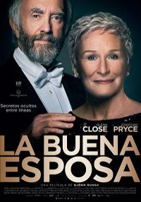 Cartel de la película La buena esposa