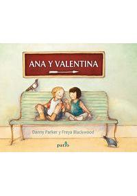 Portada del libro Ana y Valentina