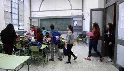 Imagen de un Instituto de Zamora