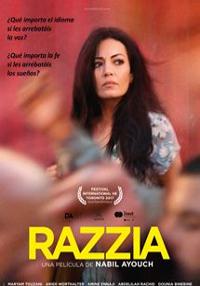 Cartel de la película Razzia