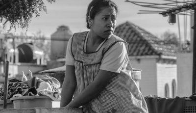 Fotograma de la película Roma, de Alfonso Cuarón