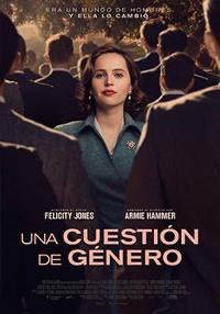 Cartel de la película Una cuestión de género