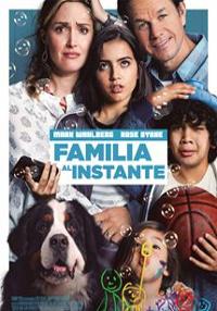 Cartel de la película Familia al instante