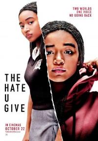 Cartel de la película El odio que das