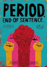 Cartel del documental Period. End of sentence