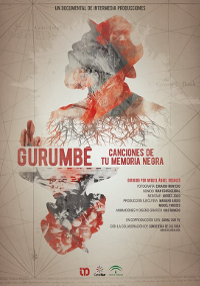 Cartel del documental Gurumbé, canciones de tu memoria negra