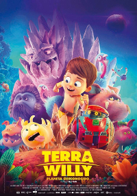 Cartel de la película Terra Willy