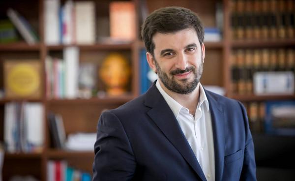 Tiago Brandao, MInistro de Educación portugués