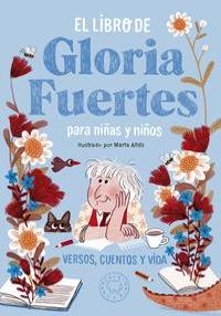 Portada del libro El libro de Gloria Fuertes para niños y niñas