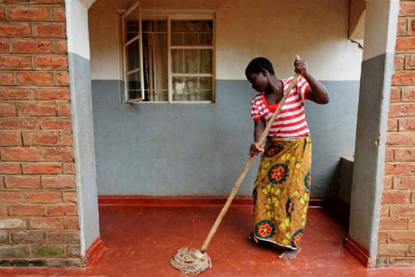 Imagen de Pamela, trabajadora de Malaui
