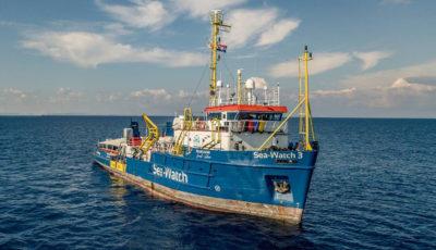Imagen del barco Sea Watch