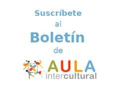 Suscribete al Boletín de Aula Intercultural