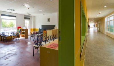 imagen de un colegio bilingüe de Arroyomolinos
