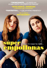 Cartel de la película Súper Empollonas