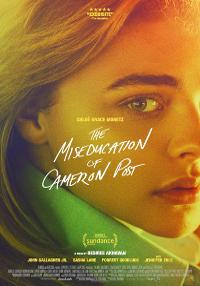 Cartel de la película La deseducación de Cameron Post