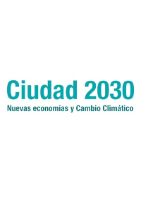 Cartel del documental Ciudad 2030