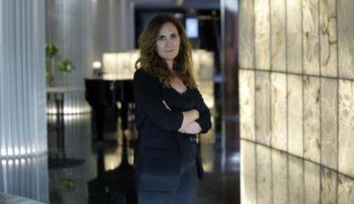 Estrella Galán, directora del DEAR