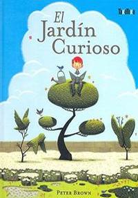 Portada del cuento El Jardín Curioso