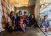 La familia de Zeynab, que tiene un tumor cerebral, en Lesbos