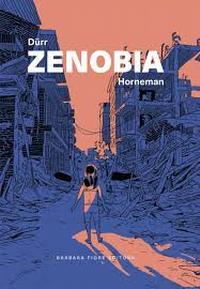 Portada del libro Zenobia