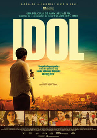 Cartel de la película Arab Ido
