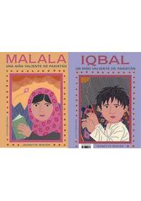 Portada del libro Iqbal y Malala